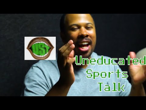 Conor McGregor vs.Floyd Mayweather Jr. Special: Uneducated Sports Talk.