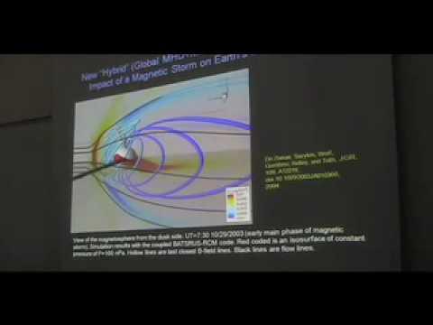 Rice University Physics and Astronomy: Space Plasma Physics part 2 of 2