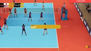 Spike Volleyball Gameplay (PC Game)