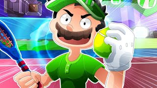 Lets Play Story Mode - Mario Tennis Aces! (Gameplay)