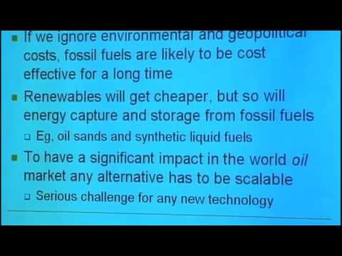 Meeting US energy and climate challenges with rational policy