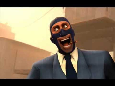 Vidéo Team Fortress 2 — rôle du Spy