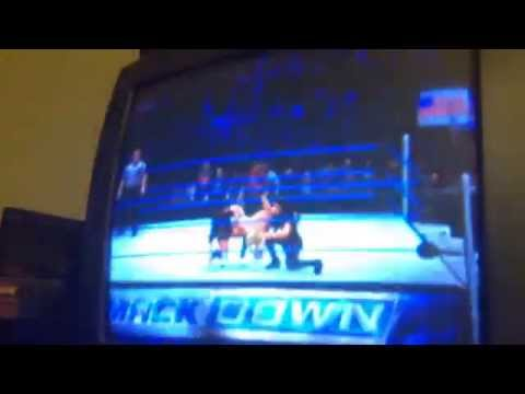 WWE 2K14 Universe Mode Ep 116 Friday Night Smackdown