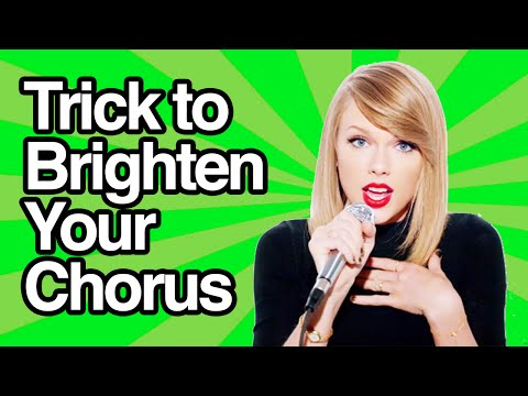 Songwriting Tips: Add Surprise to Your Chorus with this Taylor Swift Pop Chord Trick!