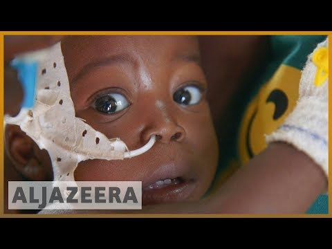 🇨🇫Central African Republic's 45,000 children at risk of starvation - UNICEF l Al Jazeera English