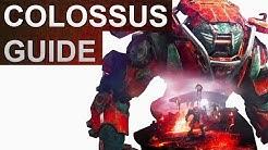 Anthem: Colossus Fähigkeiten Guide (Deutsch/German)