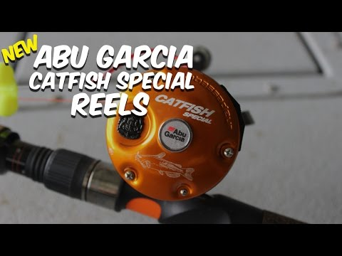[New] Abu Garcia Catfish Special Reels