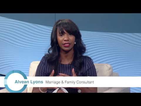 Alvean Lyons shares tips for blended families