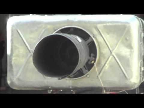 AiResearch Garrett GTP70-9 Jet Turbine Engine Start #5