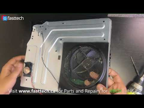 Xbox One Overheating after falling or impact (Broken Frame and Fan Replacement) Repair Tutorial