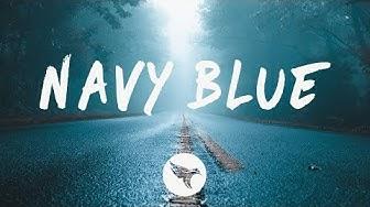 Charlotte Lawrence - Navy Blue (Lyrics)