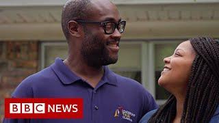Tulsa: The couple keeping Black Wall Street alive - BBC News