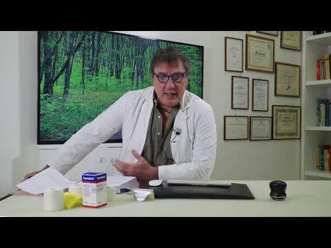 Dott. Sebastiano Genovese - I crampi: cause e rimedi