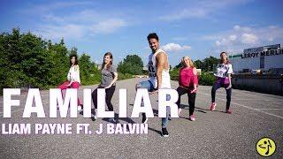 Liam Payne, J. Balvin - Familiar / ZUMBA ZIN 75