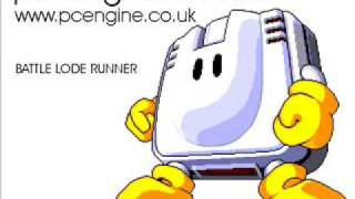 PC Engine Music: Battle Lode Runner