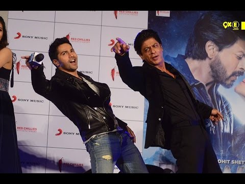 'Gerua Song' | Watch Pritam, Varun Dhawan, Kriti Sanon, Shah Rukh Khan Sing The Song!