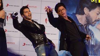 'Gerua Song' | Watch Pritam, Varun Dhawan, Kriti Sanon, Shah Rukh Khan sing the song!