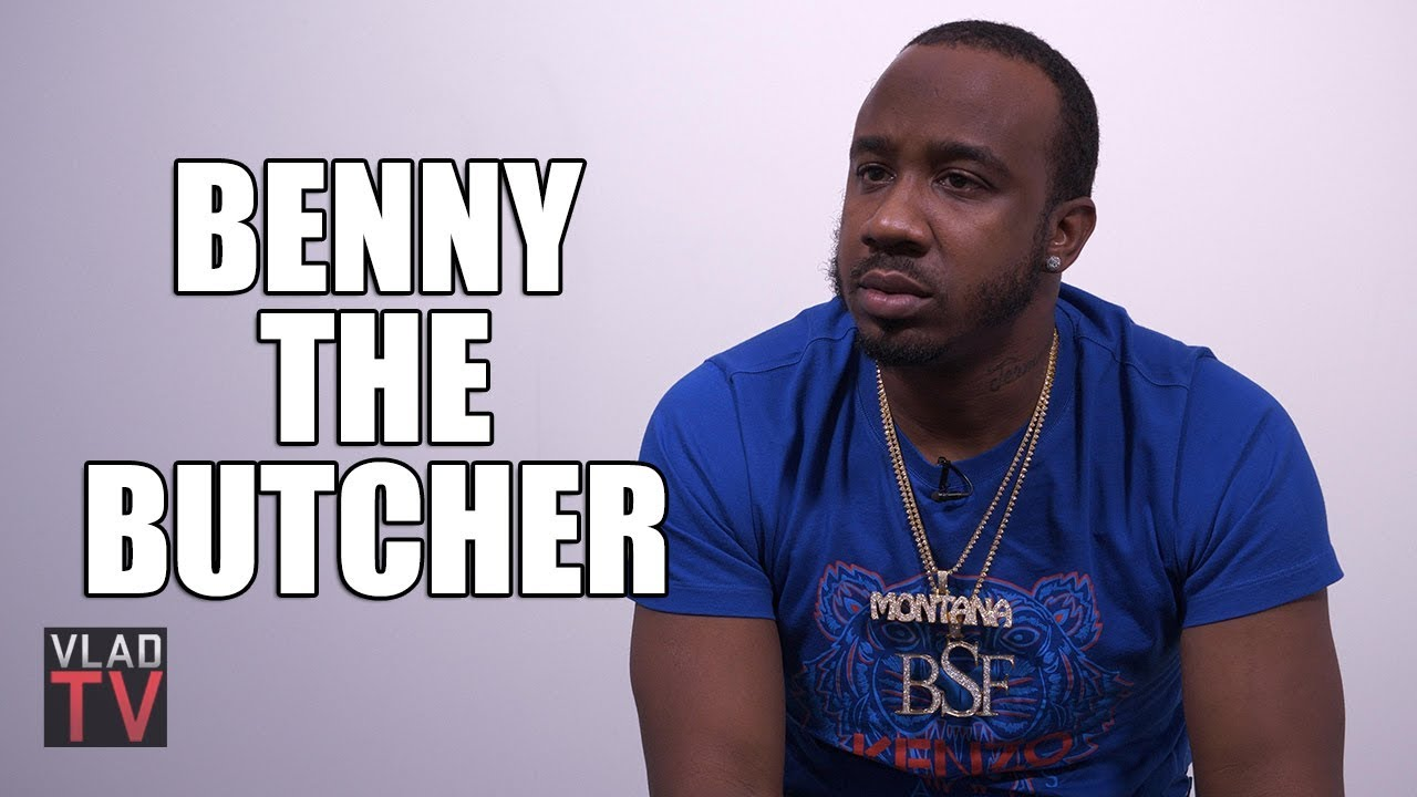 Benny the Butcher on How Westside Gunn & Conway Signed to Eminem (Part 7)
