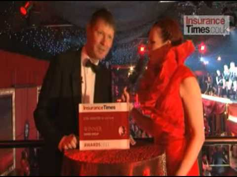 Awards 2011 video: Charles Crawford, Davies Group -- Loss Adjuster of The Year