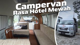 MAIN KE INDONESIA CAMPERVAN FESTIVAL !!