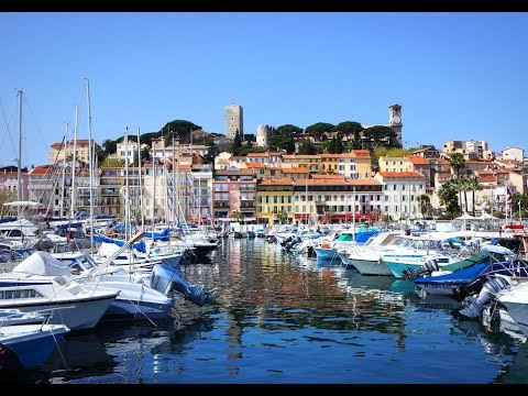 10 top tourist attractions in cannes youtube. Black Bedroom Furniture Sets. Home Design Ideas