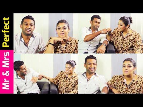 Raini Charuka & Akila Dharmasena with Starfriends Mr & Mrs Perfect [Episode 01]