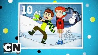 Новогодний отсчет | Подарок #10 | Cartoon Network