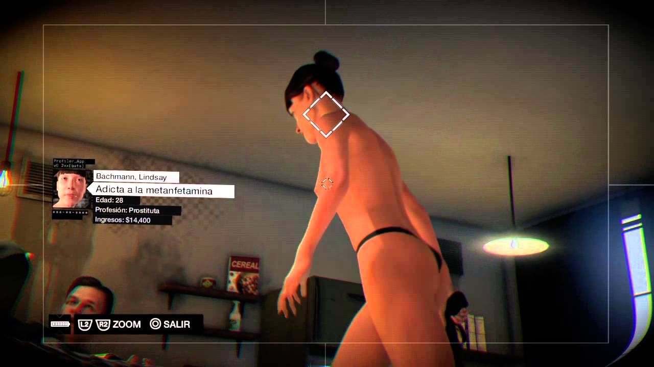 Watch Dogs 2 Sexual Content