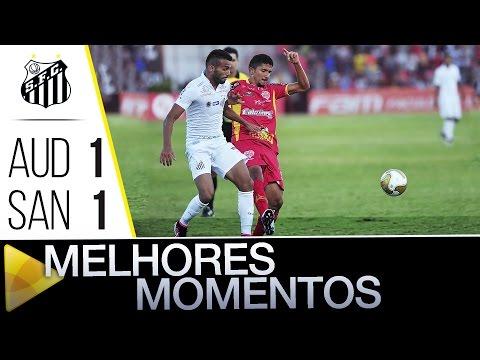 Audax 1 x 1 Santos | MELHORES MOMENTOS | Paulistão (01/05/16)