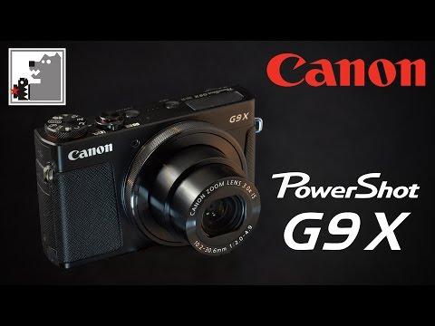 Canon G9X |