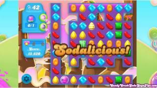 Candy Crush Soda Saga Level 72 Walkthrough with Commenteray