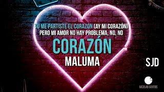 Maluma Corazon(Bass Boosted)(SJD