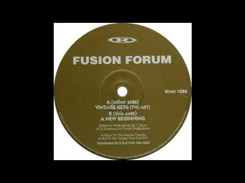 Fusion Forum - Vintage Keys (The Art)