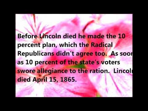 Civil War and Reconstruction Era