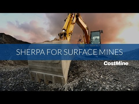 Sherpa for Surface Mines