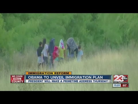 Obama To Unveil Immigration Plan