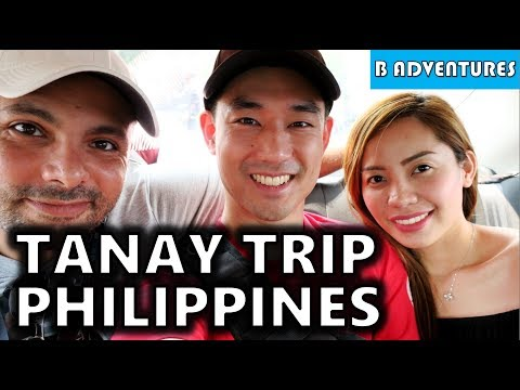 Cafe Katerina, Tanay Road Trip, Philippines S4, Vlog 10