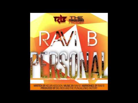 Ravi B- Personal (Chutney Soca 2016)
