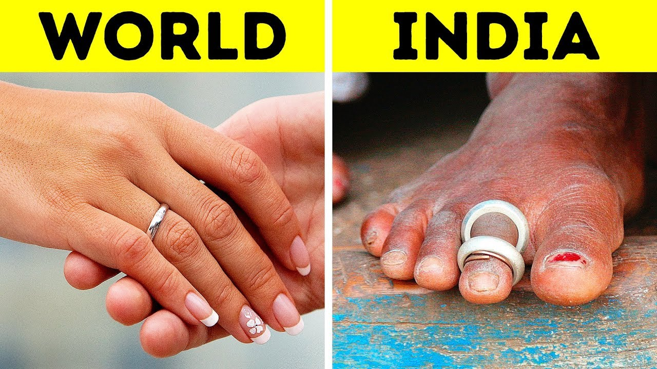 Download 12 Strange Things You Only See in India