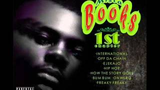 NEW NIGERIAN MUSIC|Mistah Books|BUM BUM(www.hiphopsouth.wordpress.com)