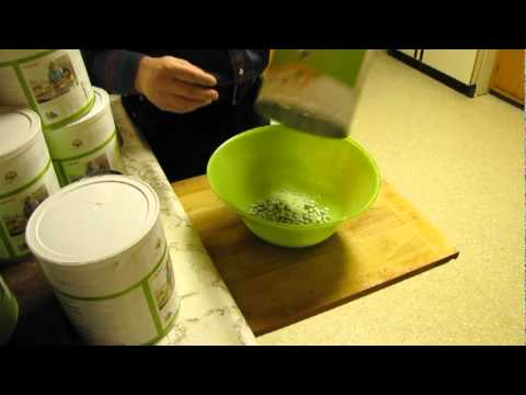 Cooking With THRIVE Freeze Dried Foods