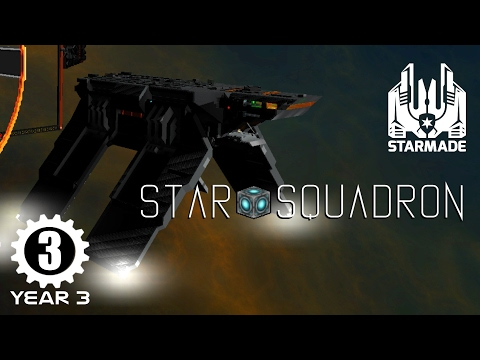STARMADE - Desynchronicity Distress - Star Squadron Multiplayer - s3e3