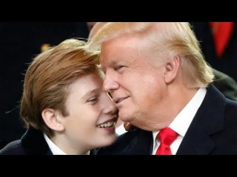 The Truth About Donald Trump's Youngest Child