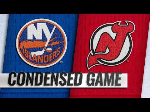 11/23/18 Condensed Game: Islanders @ Devils