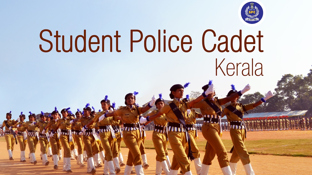 STUDENT POLICE CADET