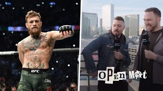 UFC 246 Open Mat episode one: Conor McGregor is back to his old self!