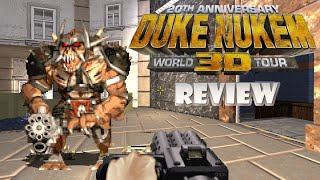 Duke Nukem 3D: 20th Anniversary World Tour (Switch) Review (Video Game Video Review)