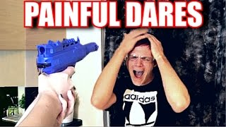 Top 10 Most Painful Dares 2016