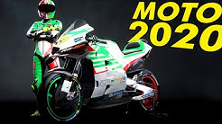 MOTOGP 20: NUOVA MOTO 2020 - Aggiornamento Modelli e Livree