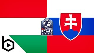 🇭🇺 vs 🇸🇰 | GLL NATIONS ROYALE 2 🏆